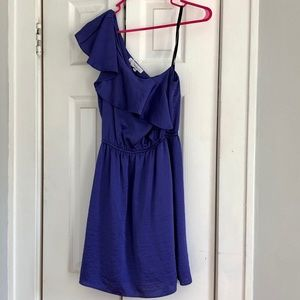 Purple BCBGeneration Dress